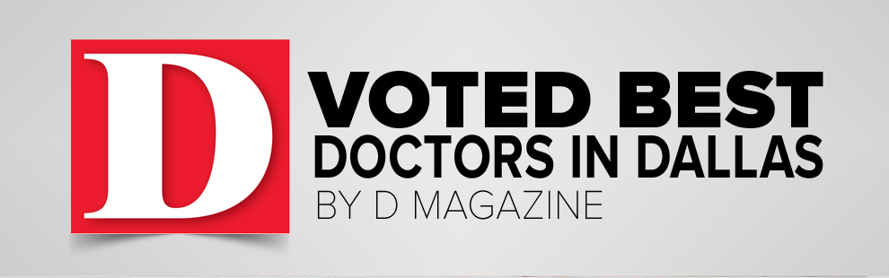 D Mag Best Doctors Logo.