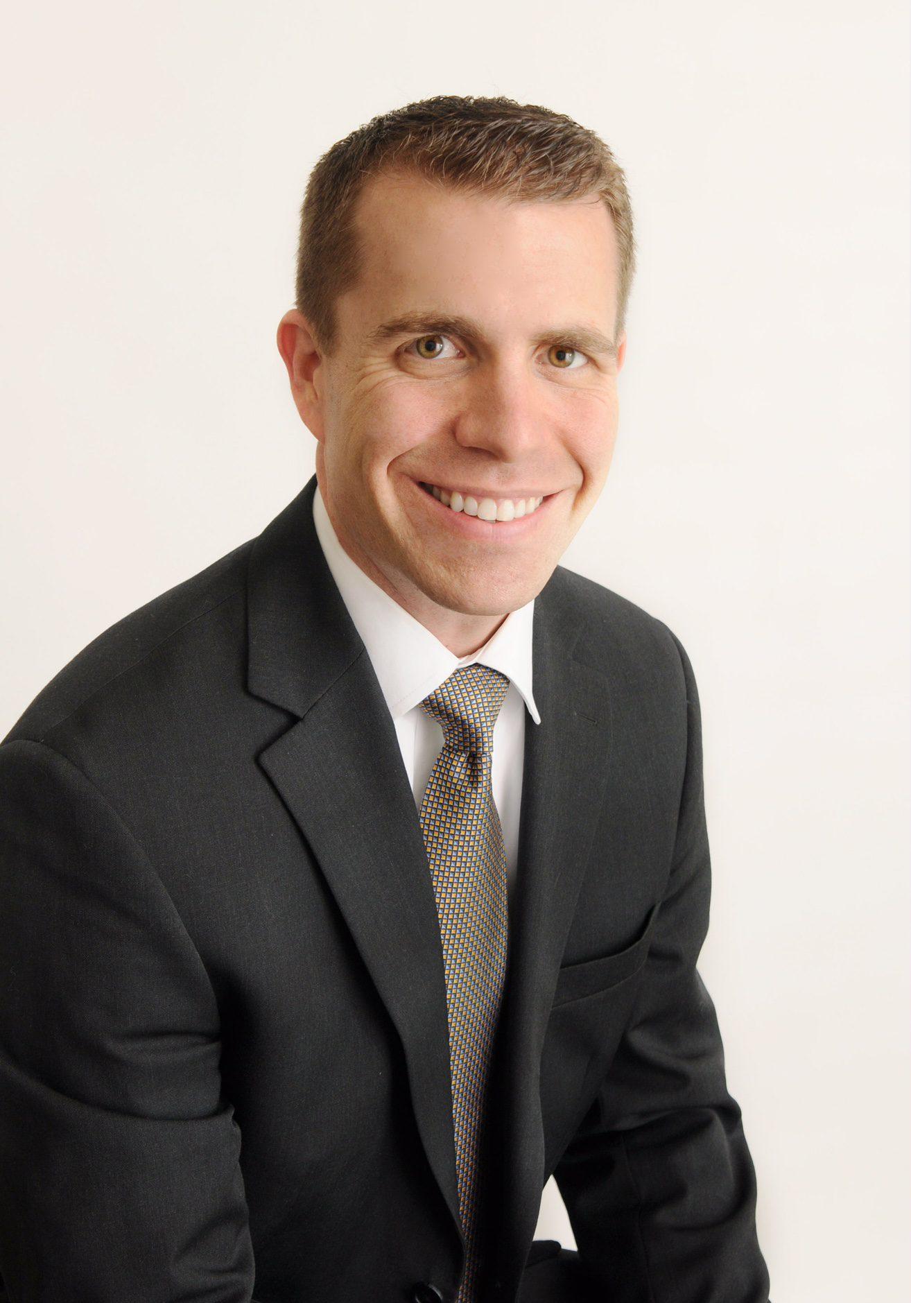 Dr. Robert Hale. Picture.
